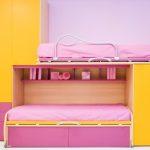 Sharing children bedrooms