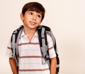 Children Moving Towards Independence