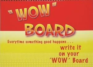 Wow Board for Schools - Cover