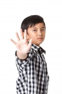 Dealing with a disrespectful child