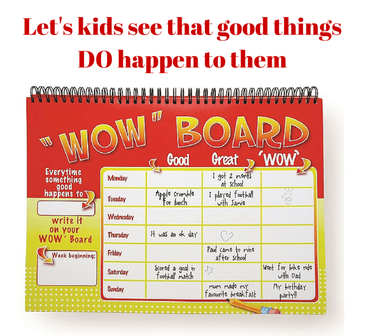 WOW Board - Parenting Resource