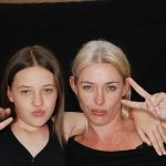 Teenage daughter & Mum