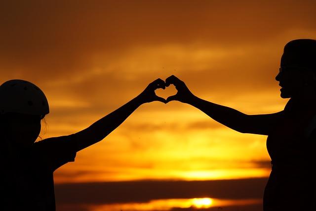 love - respect trust