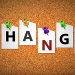 Pinboard with the word Change pinned on