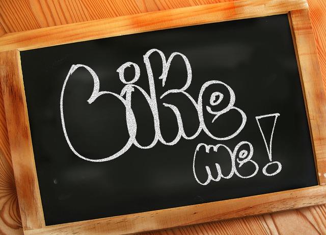 Words 'Like Me' on blackboard